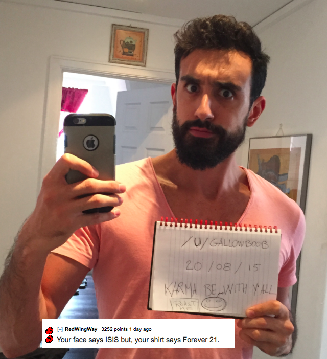 More People Get Brutally Roasted On Reddit As RoastMe Goes Viral UNILAD roast6