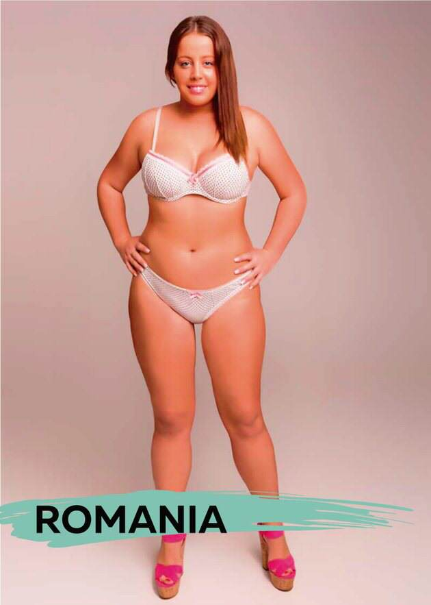 These Ideal Body Types For Women Around The World Are Seriously Interesting To See UNILAD romab4