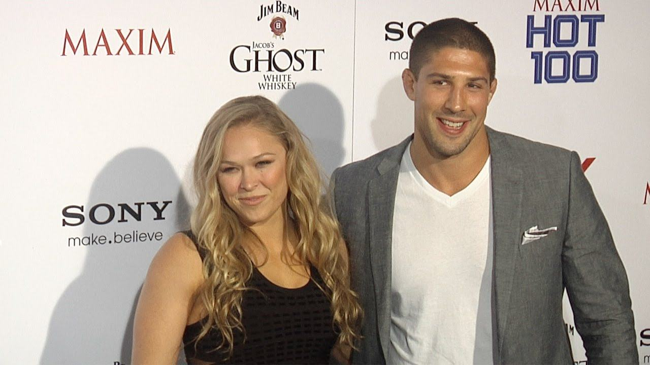 Ronda Rouseys Ex Brendan Schaub Claims He Was Too Much Of A Man For Her UNILAD schaub rousey3