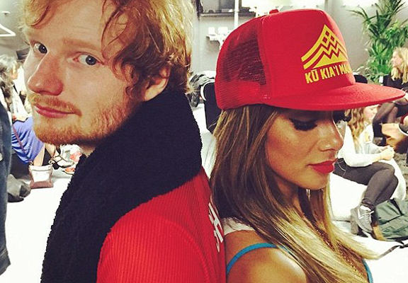 Ed Sheeran Dating Nicole Scherzinger After Wooing Her With His Music UNILAD shee web4