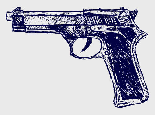 Man Arrested For Trying To Rob Bank With A Drawing Of A Gun UNILAD shutterstock 1090187813