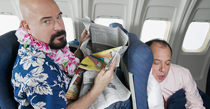 Here Are Ten Handy Tips On How To Fall Asleep On A Plane UNILAD sp 27