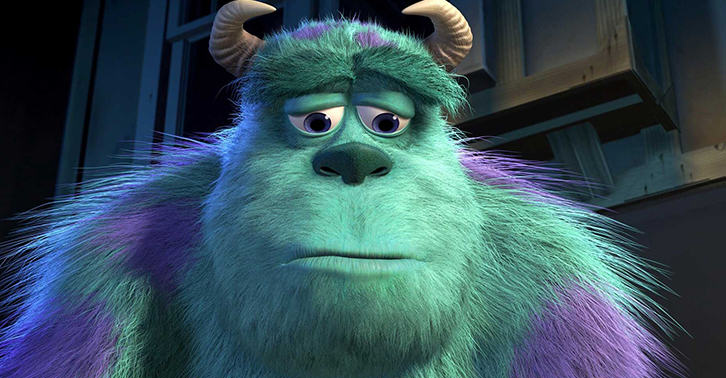 This Fan Theory For Monsters Inc Is Actually Pretty Dark UNILAD sully25