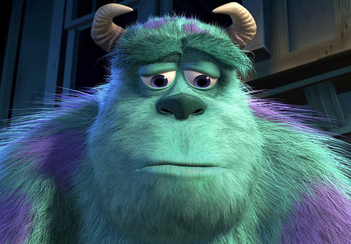 Super This Fan Theory For Monsters Inc Is Actually Pretty Dark Caraccident5 Cool Chair Designs And Ideas Caraccident5Info