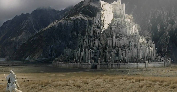 These Heroes Are Crowdfunding To Build A Real Life Minas Tirith UNILAD tirith22