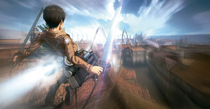 Upcoming Attack On Titan Game Gets Preview And Stunning New Screenshots UNILAD titan48