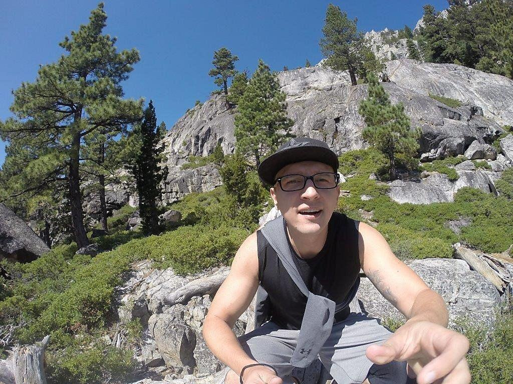 Man Who Went Missing After Taking This Selfie Found Alive And Well 1,800 Miles Away UNILAD travel selfie 27