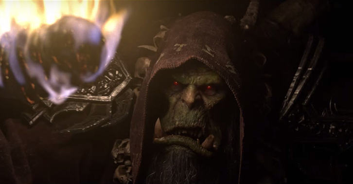 Blizzard Announce New World of Warcraft Expansion Legion UNILAD ufAxMV