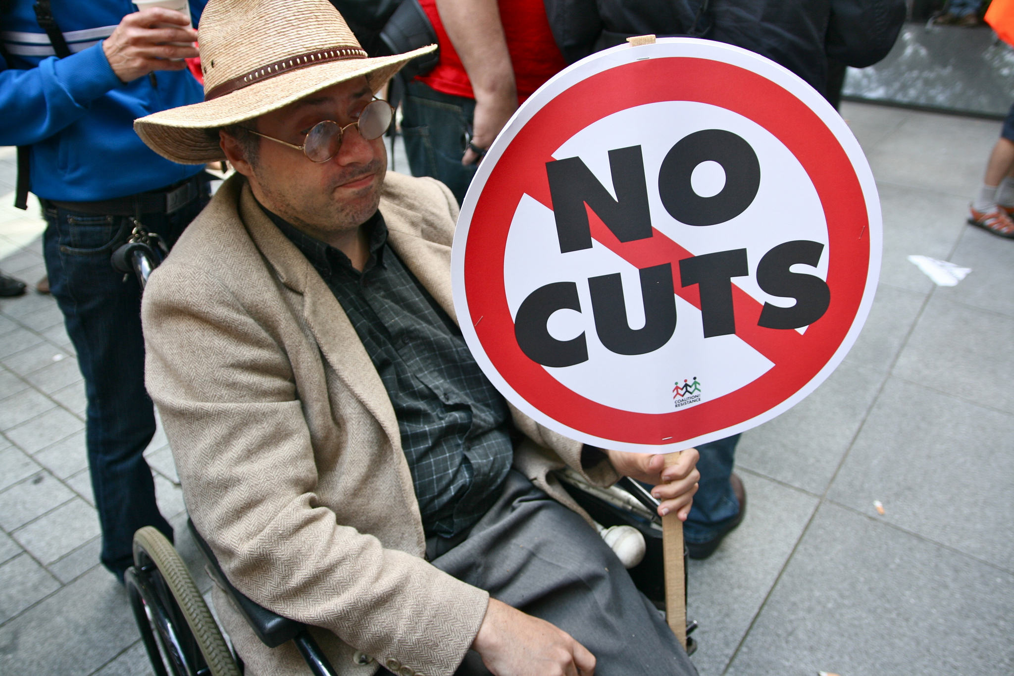 UN Set To Investigate UK Government Over Human Rights Abuses Due To Welfare Reforms UNILAD un disabled 48