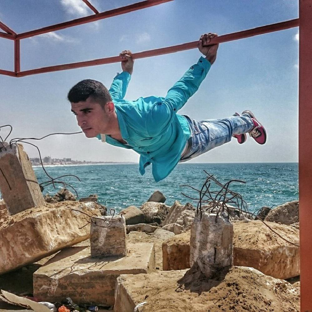 Urban Bodybuilding Is The New Trend On The Streets Of Gaza UNILAD urban bodybuilding 22