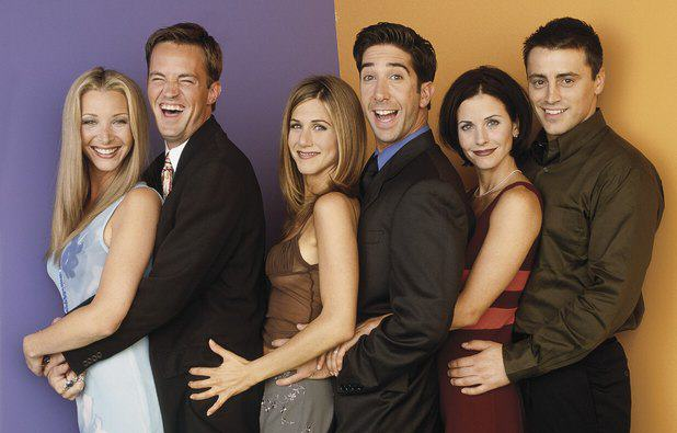 This Alternative Ending For Friends Is Seriously Dark UNILAD ustv friends cast group shot8