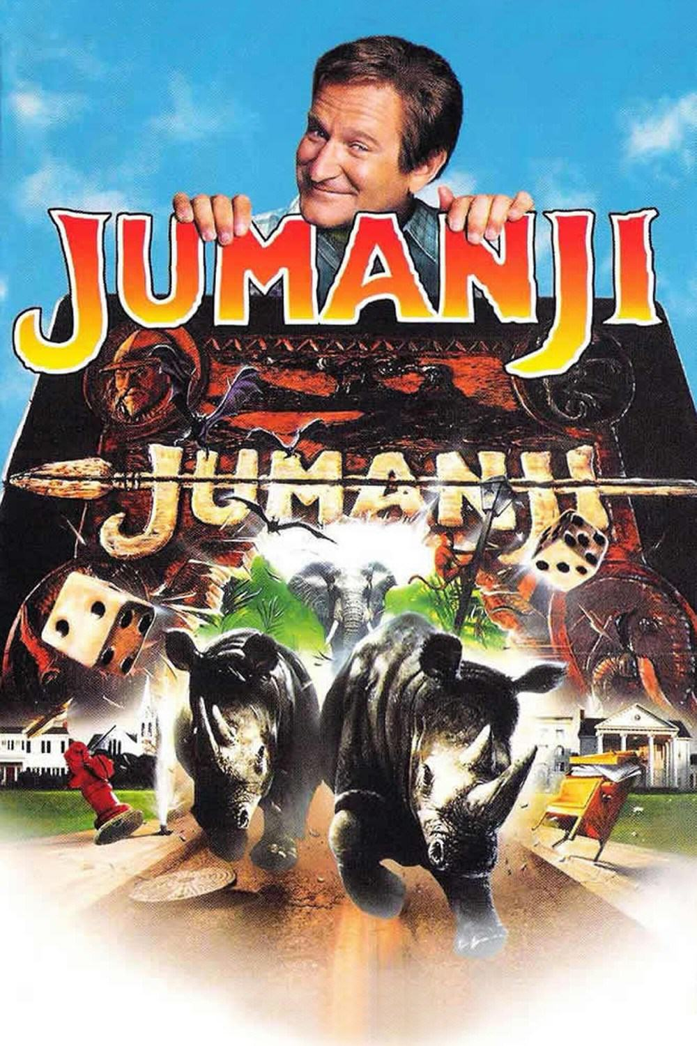 There Is Going To Be An Official Remake Of Jumanji UNILAD x3hx8yWC6EnV
