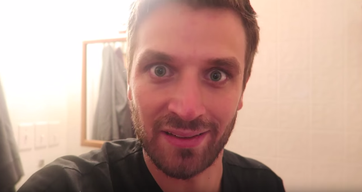 Man Discovers Wife Is Pregnant In Viral Video That Definitely Isnt An Advert UNILAD yTgfvixZ02U