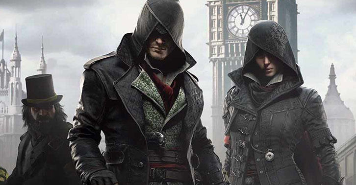 Assassins Creed: Syndicate Has A Brand New Trailer Introducing The Twins UNILAD yZ9xEtRVAQb