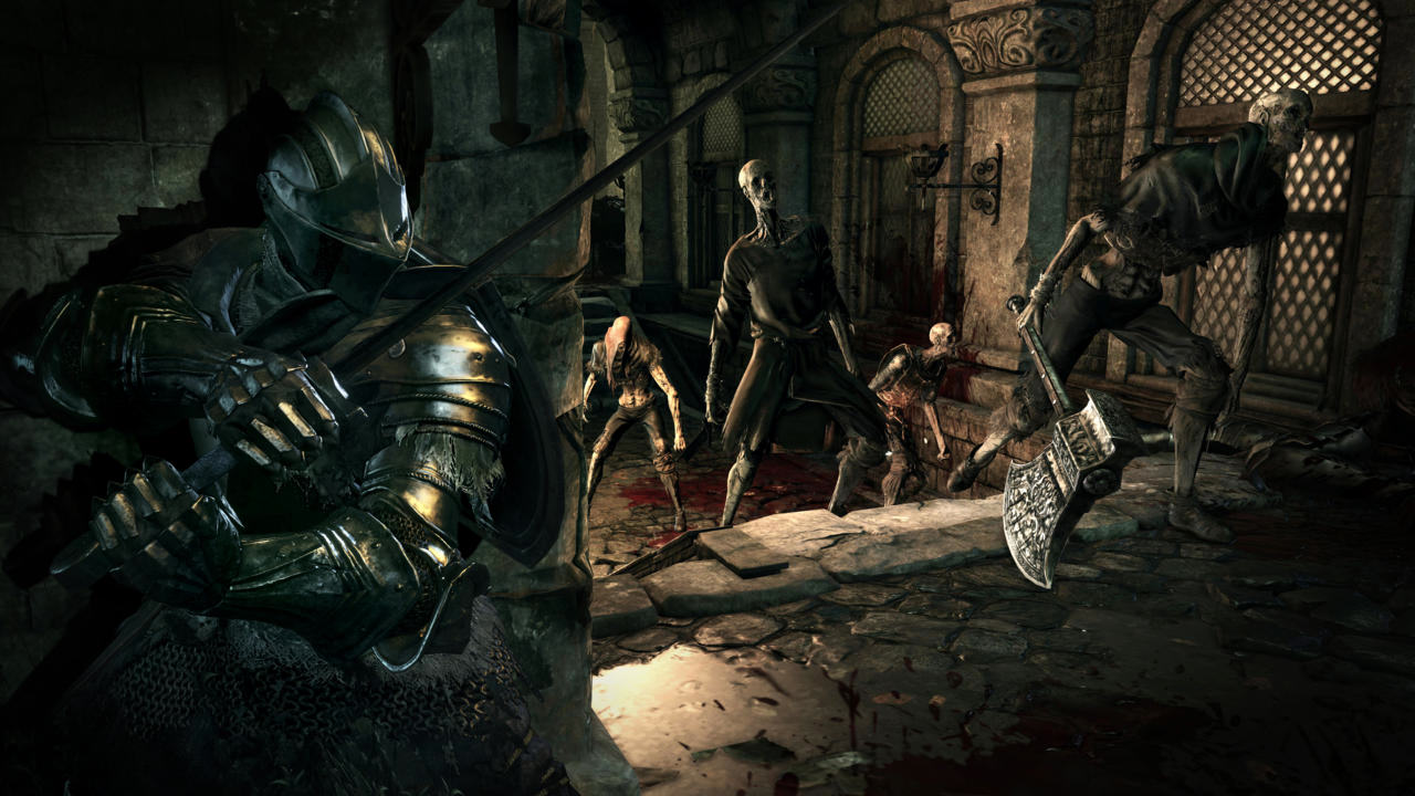 Dark Souls 3 Has 16 Minutes Of Gameplay From Gamescom UNILAD zzhe5lU8FZaSB