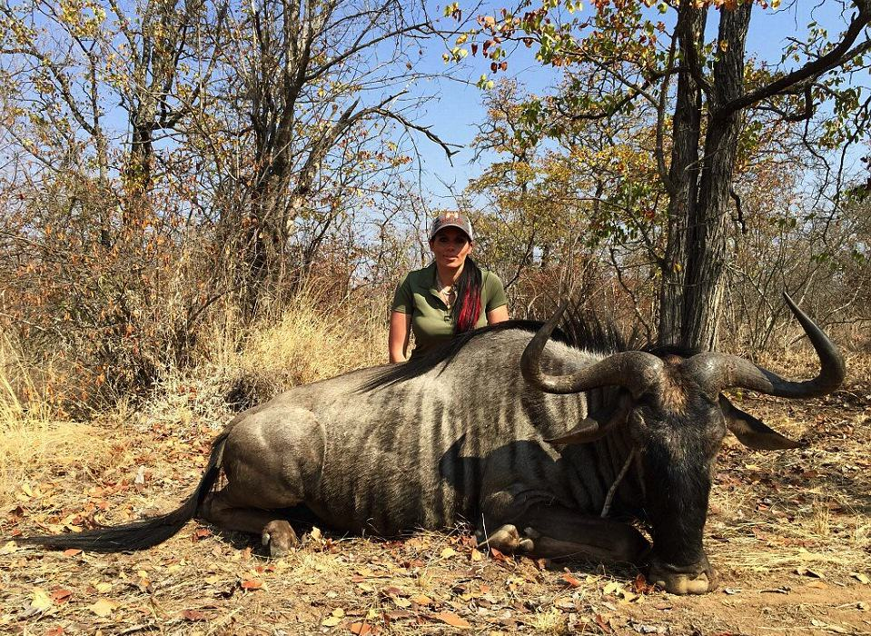 Huntress Is Posting Pictures Of Her Kills Online, Doesn't Care What 'Haters' Think dPCEJO1Gg2B07142000000578 3182671  Beautiful Another one of Corgatelli s trophy kills was this wil a 9 1438485747932.jpg