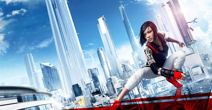 Mirrors Edge: Catalyst Just Dropped 5 Minutes Of Amazing Gameplay oieKHZlLr