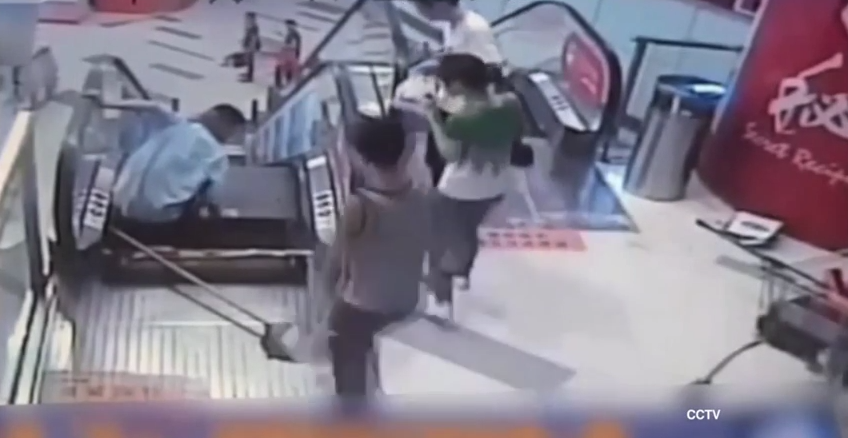 Yet Another Escalator Accident Sees Man Lose His Foot qpASL80e7Screen Shot 2015 08 03 at 11.20.35.png