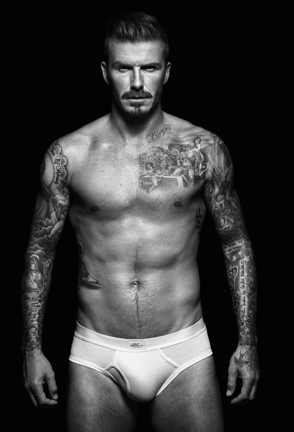 Beckham Opens Up About What All His Tattoos Actually Mean x3Qpxl4mY