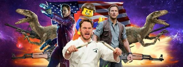 Chris Pratt Asked His Fans To Photoshop Him, Results Were Incredible yTcYwLy4Npratt 9.jpg