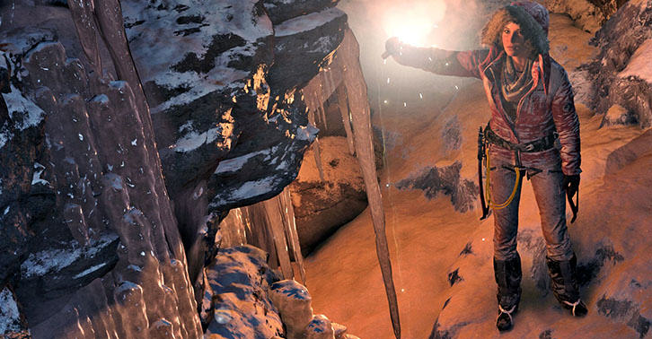 New Rise Of The Tomb Raider Gameplay From Gamescom zQeJUjpl7