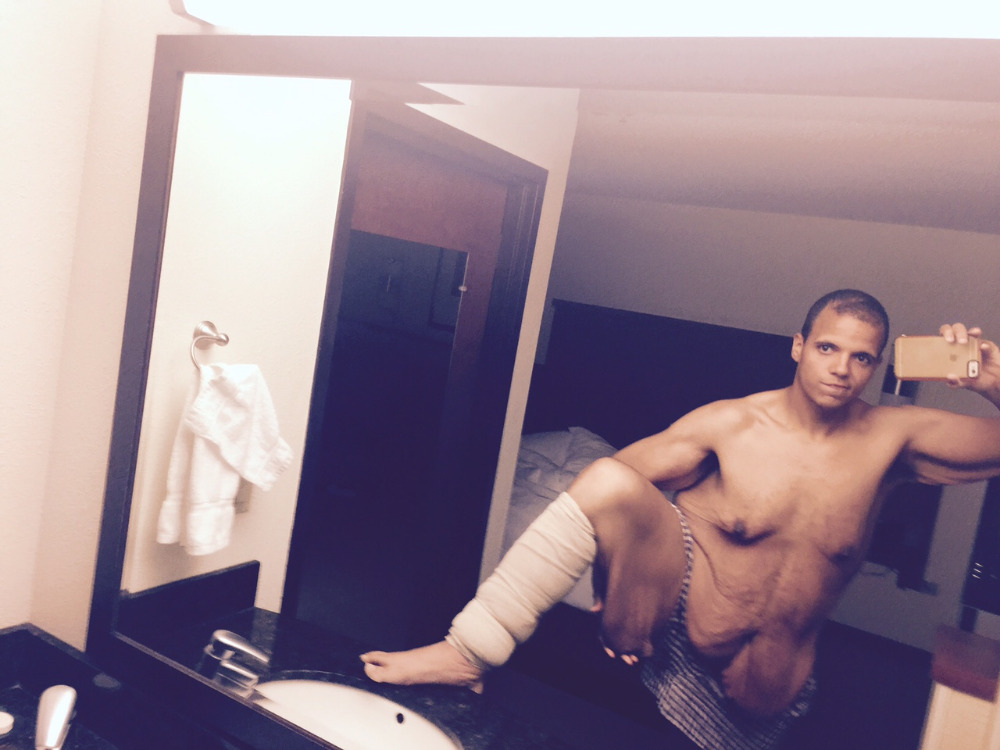 50 Stone Man Trolled Bodybuilders, Ended Up Losing Half His Bodyweight 5249590 1437686053.009 updates