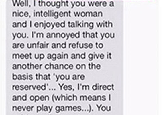 Guy Demands Woman Repays Him For Drink After She Rejects Second Date 888888