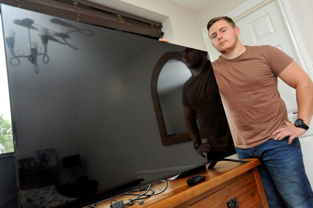 Currys Refused To Repair TV As They Said It Was Broken By 'Act Of God' PAY Chris Chamney Currys TV