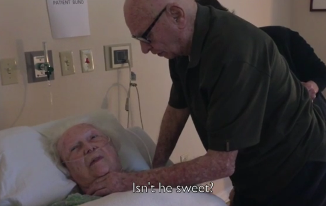 Husband Of 73 Years Serenades Dying Wife With Their Song One More Time Screen Shot 2015 09 22 at 02.06.30