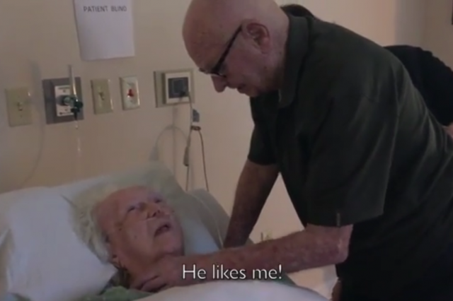 Husband Of 73 Years Serenades Dying Wife With Their Song One More Time Screen Shot 2015 09 22 at 02.06.38 640x426