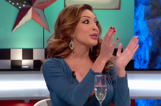 Live CBB Panel Show Taken Off Air After Woman Gets Glassed Screen Shot 2015 09 22 at 232312