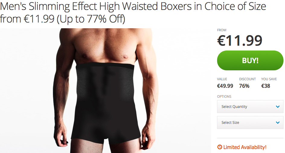 Painfully High Waisted Boxers Give Men The Perfect Excuse To Skip The Gym Screen Shot 2015 09 24 at 00.21.55
