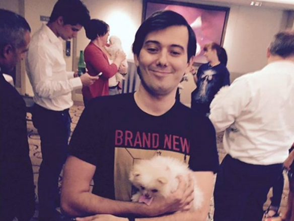 Martin Shkreli Offered His Ex $10K To Perform Oral Sex On Her Screen Shot 2015 09 25 at 23.39.33