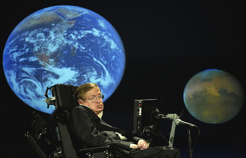Stephen Hawking Warns That Advanced Aliens May Conquer And Colonise Our Planet StephenHawking 1 discovery channel