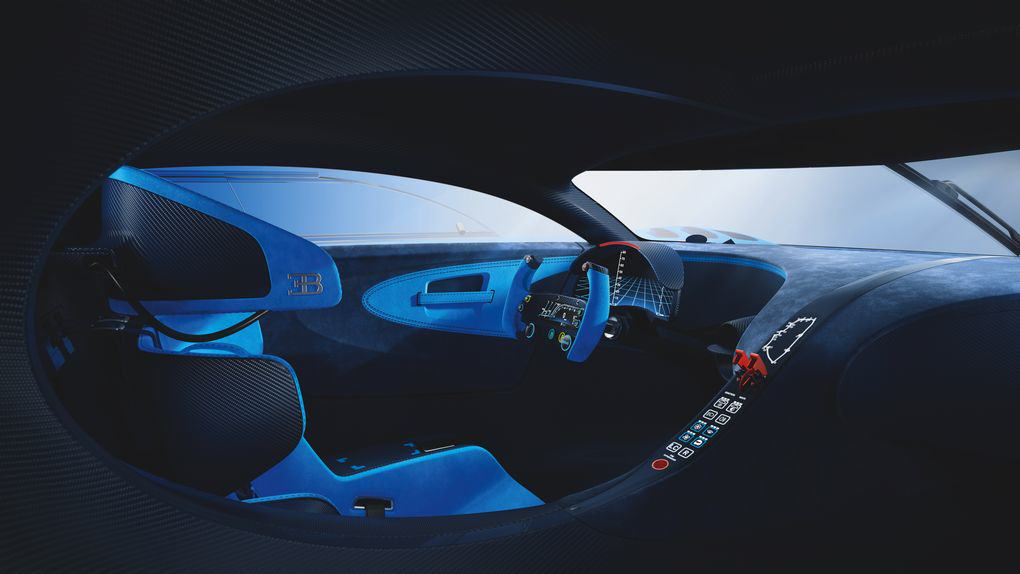 The New Car Bugatti Created For Gran Turismo 6 Is Achingly Beautiful UNILAD 06 Bugatti VGT int side CMYK high.06