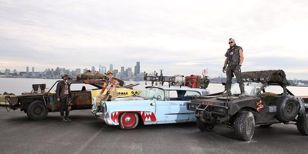Mad Max Uber Taxis Have Been Driving People Around Seattle UNILAD 12