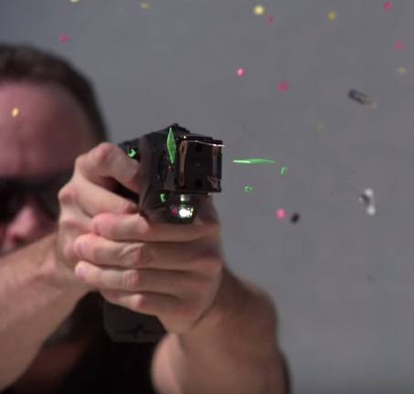 This Is What Getting Tased Looks Like In Super Slow Motion UNILAD 159