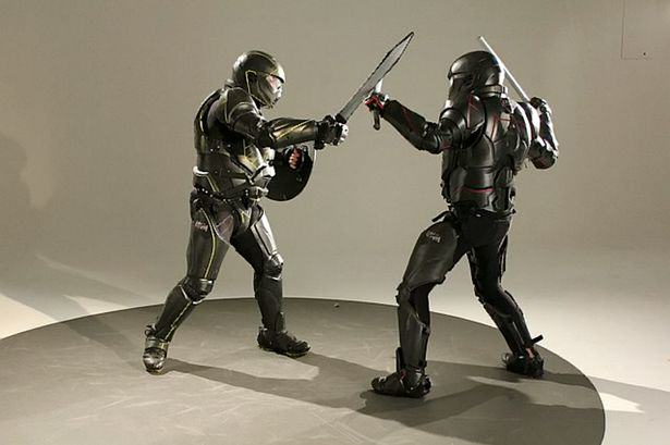 This Amazing Suit Lets You Take Part In Mortal Kombat Fights Without Getting Hurt UNILAD 174