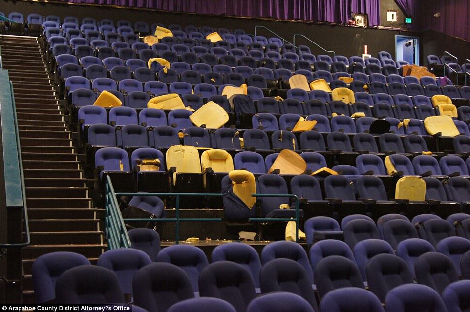 Newly Released Photos Show Horrific Scene Inside Dark Knight Cinema Shooting UNILAD 2C28D80B00000578 0 image a 72 14419125055856