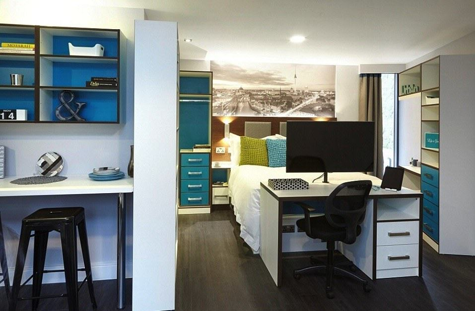 This Luxury Student Accommodation Is Definitely Nicer Than Your Halls Of Residence UNILAD 2C69C6A000000578 0 image a 25 14425152734287
