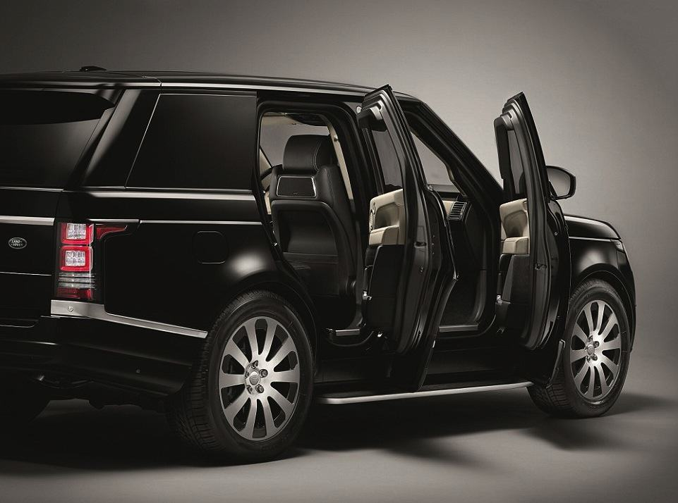 The New Luxury Range Rover Sentinel Is Bulletproof And Badass UNILAD 57
