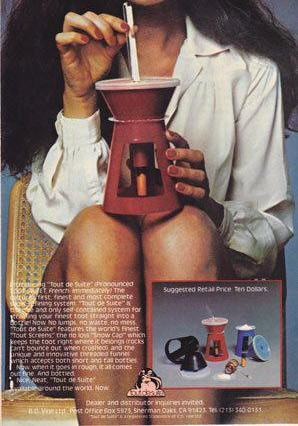 Shameless Cocaine Accessories Show The 70s Were A Helluva Time To Be Alive UNILAD 70s128 298x426