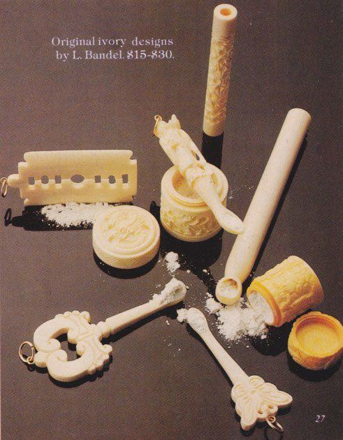 Shameless Cocaine Accessories Show The 70s Were A Helluva Time To Be Alive UNILAD 70s27