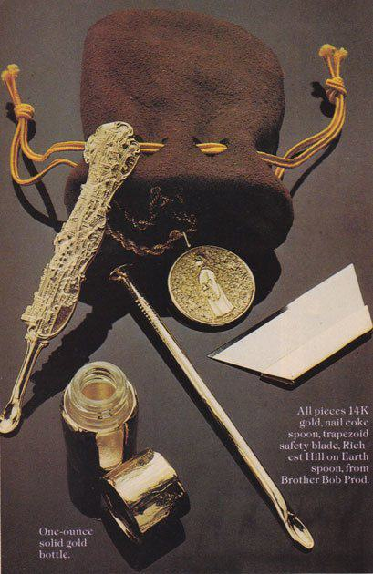 Shameless Cocaine Accessories Show The 70s Were A Helluva Time To Be Alive UNILAD 70s58