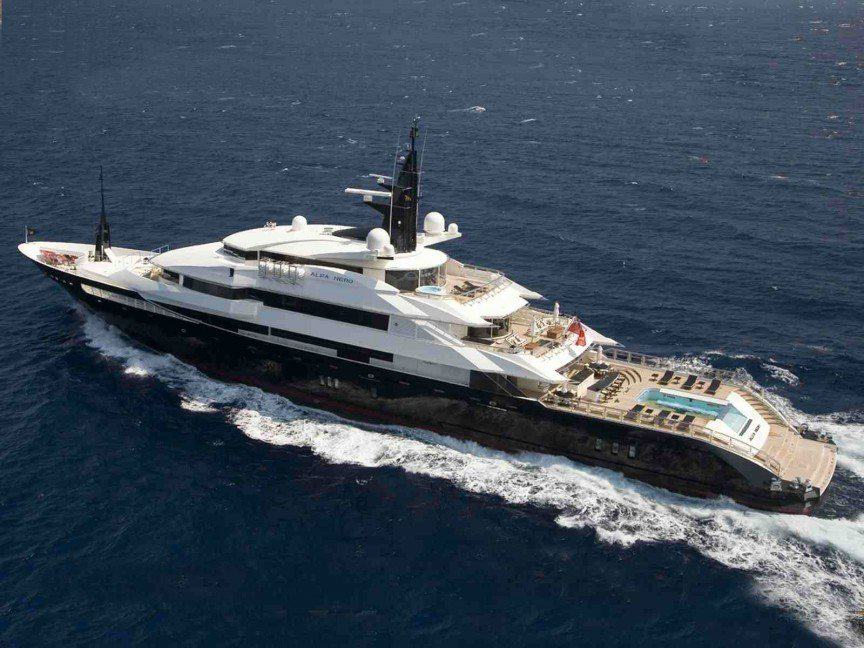 Infinity Pool Cost >> The World's Most Expensive Yachts And The Billionaires Who ...
