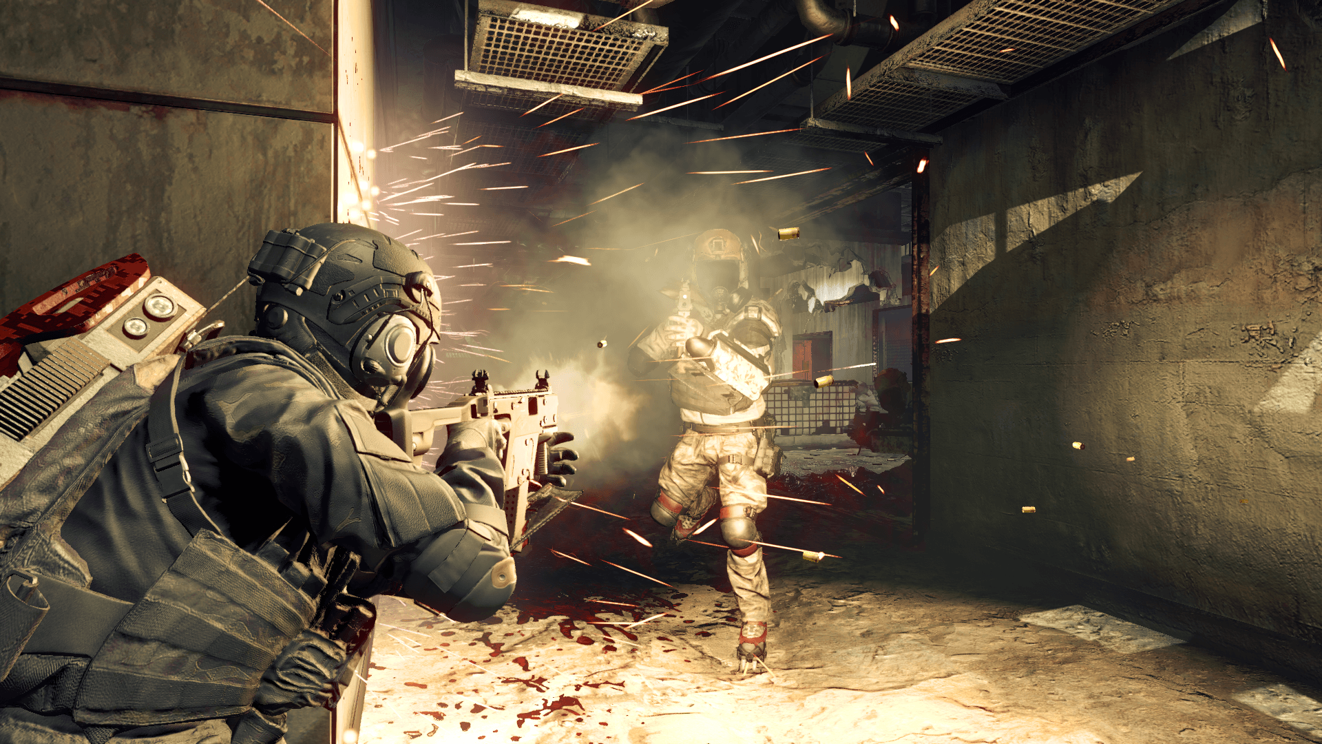 Resident Evil Competitive Shooter Umbrella Corps Announced For PS4 UNILAD Analog Cover Shooting 14422430973