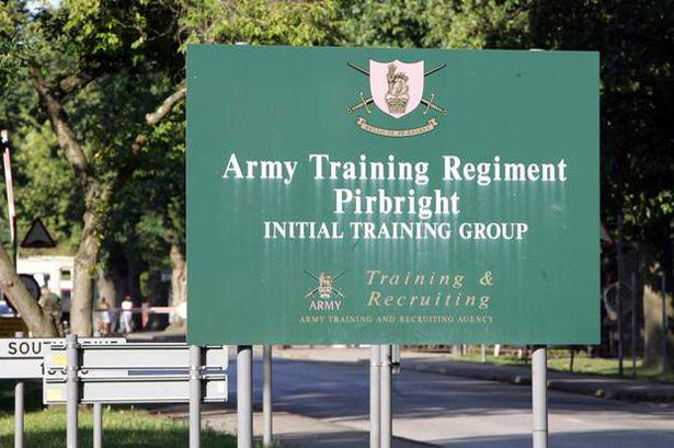 RIP The British Army Recruit Who Just Died During Initial Training UNILAD Army recruit has died during training in Pirbright Surrey7