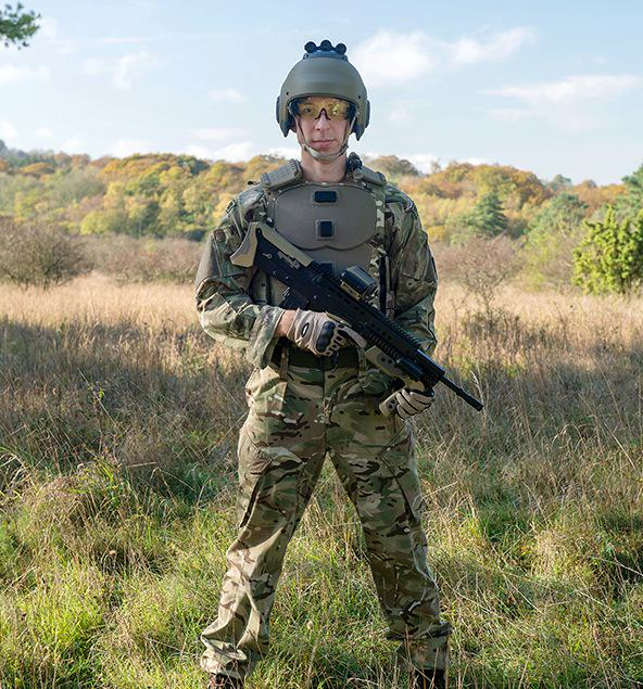 Ministry Of Defence Unveils New Gadgets For British Soldier Of Tomorrow UNILAD DSTL3