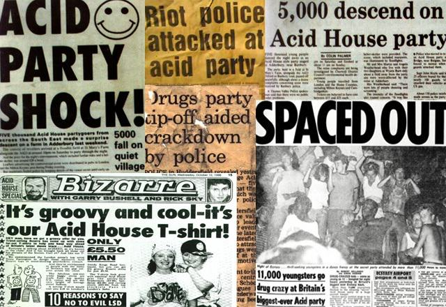 Are The Police Actually Making Illegal Raves More Dangerous? UNILAD Headlines 90s7