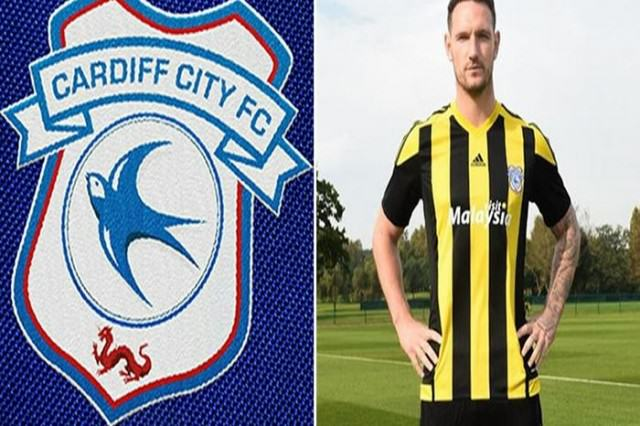 Check Out Cardiff City's New £699.99 Third Kit